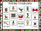 Holiday Vocabulary Pack