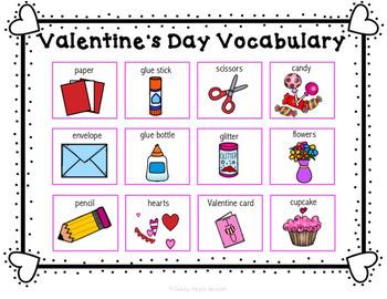 Valentine Vocabulary