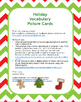 Holiday Vocabulary Picture Cards