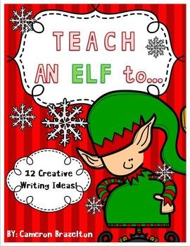 Holiday, Winter, Christmas Writing Activities (Teach an El