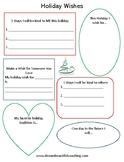 Holiday Wish Organizer