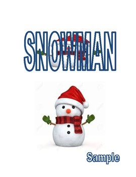 Holiday Word Art Assignment in Microsoft Publisher or Word - FUN!