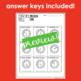 Holiday Print and Go Worksheets- ELA and Math