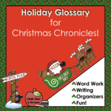 Holiday Word Work & Writing