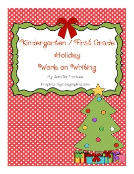 Holiday Work on Writing