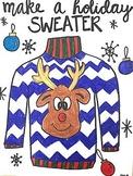 Holiday Worksheet Bundle