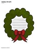 Holiday Wreath Activity