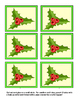 """Holiday Wreath Game"" - Group Game, Craft, and Song for Christmas and Winter Fun"