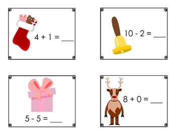 Holiday Write the Room Bundle (Christmas Themed)