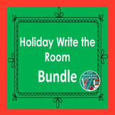 Holiday Write the Room Bundle