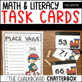 Holiday Write the Room Task Cards