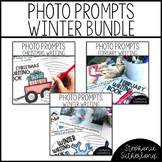 Holiday Writing Activity: Photo Prompts Bundle