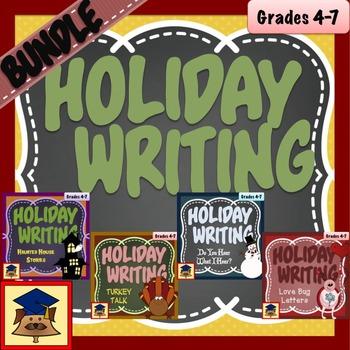 Holiday Writing Bundle