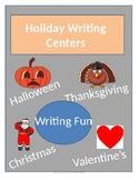 Holiday Writing Center