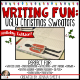 Christmas Writing Fun: Ugly Christmas Sweaters