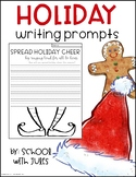 Holiday Writing Pack