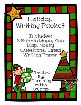 Holiday Writing Packet