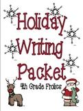Holiday Writing Packet Inspiration
