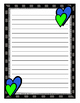 Holiday Writing Paper Set {46 Pages} Valentine's Day, Halloween, Christmas,...