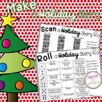 Holiday Writing: Roll or QR Code
