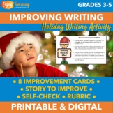 Christmas Writing Activities to Improve Narrative Writing