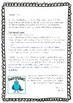 Holiday Writing Template - QLD Yr 1 Lines