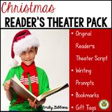 Reader's Theater: Christmas December Script | Fluency Acti