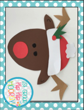 December Writing with Page Toppers...simple craft and writing activities!