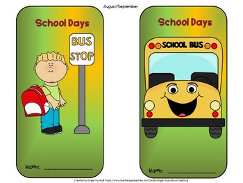 Holiday and Seasonal Bookmarks