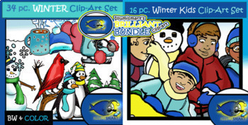 Holiday and Seasonal Clip-Art Lifetime License! Over 500+ Pieces of Clip-Art!