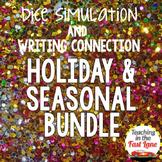 Holiday and Seasonal Dice Simulation Bundle