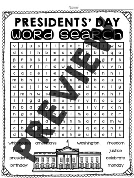 Holiday and Special Celebrations Word Searches {FOR THE WHOLE YEAR!}