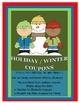 Christmas Holiday and Winter Coupon Gift Books