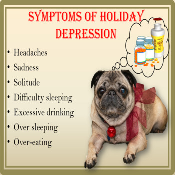 Holiday blues - it creeps up on you… ESL, ELL, EFL adult conversation lessons