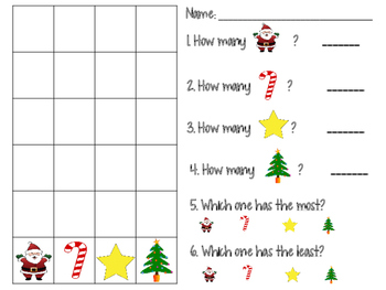 Holiday fruit snack recording sheet