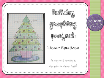 Holiday graphing project