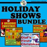Holiday scripts bundle