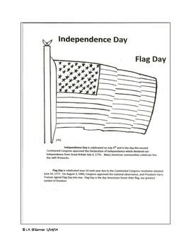 Holidays American