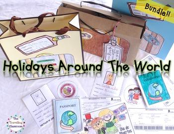 Holidays Around The World Bundle 50% off!!
