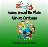 Holidays Around The World: Monthly Thematic Unit