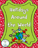 Holidays Around The World Unit (9 products bundled) save over $20