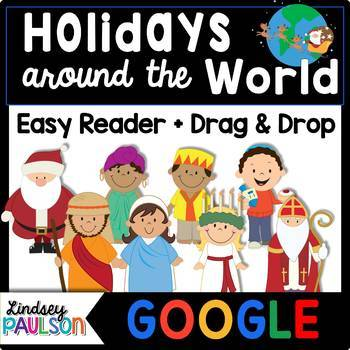 Holidays Around The World with Google