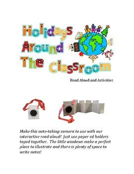 Holidays Around the Classroom