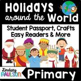 Holidays Around The World Passport bundle