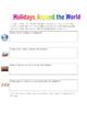 Holidays Around the World with QR codes