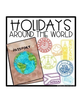 Holidays Around the World (DIGITAL VERSION INCLUDED)
