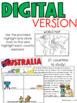 Holidays Around the World Social Studies Interactive Activities