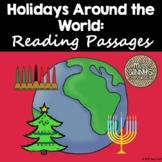 Holidays Around the World: 2nd Grade Reading Passages