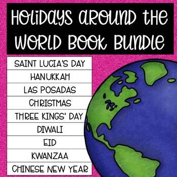 Holidays Around the World: 9 Emergent Readers