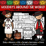 Holidays Around the World - A Depth and Complexity Unit {Growing Bundle}